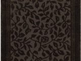 Mohawk Home Wellington Bath Rug Mohawk Home Wellington Chocolate Floral Vine Bath Mat 5 X7 Brown