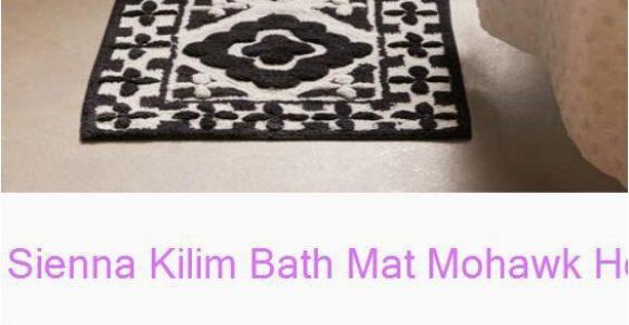 Mohawk Imperial Bath Rug Sienna Kilim Bath Mat Mohawk Home Imperial Bath Rug Grey