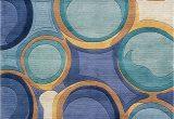 Momeni New Wave Blue Rug New Wave Nw 133 Blue Momeni area Rug