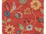 Mustard and Blue Rug Jaipur Living Blue Garden Party Bl05 Copper Brown Mustard Gold area Rug Clearance