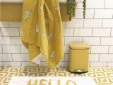 Mustard Color Bathroom Rugs Mustard In 2020