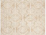 Naomi Tufted Wool area Rug Deidamia Hand Tufted Wool Beige Ivory area Rug