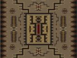 "Native American Inspired area Rugs area Rugs ""chaco Canyon"" Rug 8 X 11 Geometric Native American Inspired"