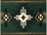 Native American Style area Rugs Handcraft Rugs Burgundy Beige Sage Green Modern Contemporary southwestern Native American Style area Rug Approximately 4 by 6