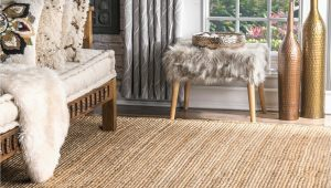 Natural Jute Braided Maui area Rug Maui Jute Braided Natural Rug