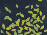 Navy and Green area Rug Millwood Hand Tufted Wool Navy Blue Green area Rug