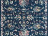 Navy and Pink area Rug Fss15 Fusion Navy Pink Traditional Persian Rug Design Takes