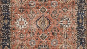 Navy and Rust area Rugs Safavieh Classic Vintage Clv305p Rust Navy area Rug