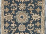 Navy and Taupe area Rug Caesar Navy Taupe area Rug Froy