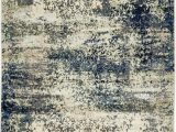 Navy Blue and Beige area Rugs Jani Abstract Navy Blue Sage Beige area Rug