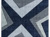 Navy Blue and Black area Rug United Weavers Bristol 2050 Zine Navy area Rug