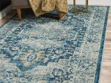 Navy Blue and Teal area Rugs Jae Navy Blue area Rug