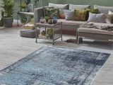 Navy Blue and Teal area Rugs Mod Arte Mirage Collection area Rug Modern & Contemporary Style Abstract soft & Plush Navy Blue Gray