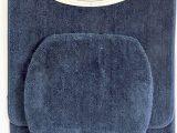 Navy Blue Contour Bath Rug Buy 3 Piece Bath Rug Set Navy Blue Bathroom Mat Contour Rug