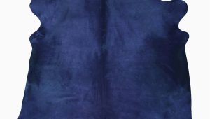 Navy Blue Cowhide Rug Navy Blue Cowhide Rug