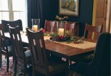 Navy Blue Dining Room Rug Navy and Red oriental Rug Under Custom Dining Room Table and