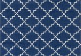 Navy Blue Flat Weave Rug Pdct 70 Navy Blue White