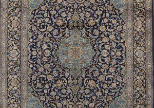 Navy Blue Floral area Rug Excellent Navy Blue Floral 10×13 Kashan Persian area Rug