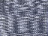 Navy Blue Herringbone Rug Herringbone Indigo Woven Cotton Rug