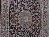 Navy Blue Large area Rug Amazon 10×14 Navy Blue oriental Floral area Rug