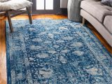 Navy Blue Rugs for Living Room Navy Blue 8 X 11 4 Stockholm Rug area Rugs