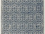Navy Blue Rugs for Sale Rugstudio Sample Sale R Navy Blue Ivory area Rug Last Chance
