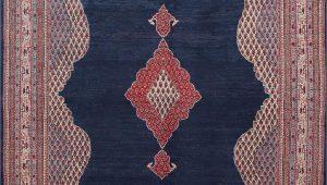 Navy Blue Wool Rug 8×10 Amazon Stunning Vintage Navy Blue Paisley Medallion
