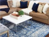 Neutral area Rugs for Living Room A Colorful area Rug is Grounded by Neutral Furniture and A