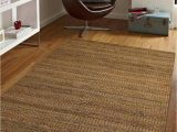 New York Yankees area Rug Rugsotic Carpets Hand Woven Jute 8 X10 Eco Friendly area Rug Striped Beige J