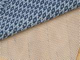 Non Skid area Rug Pad Non Skid Natural Rubber Rug Pad Hook & Loom