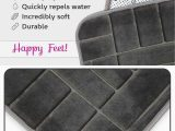 Non Slip Bathroom Rug Sets Bathmats Rugs and toilet Covers Effiliv 2 Piece