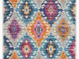 "Nourison Passion Multicolor area Rug Nourison Passion Multicolor area Rug 1 10""x2 10"""