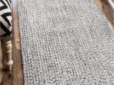 Nuloom Braided Lefebvre area Rug Nuloom Salt and Pepper Braided Lefebvre Hjfv01c area Rug