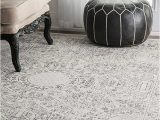 Nuloom Traditional Honeycomb area Rug Traditional Vintage Honey B Labyrinth Grey area Rugs 8