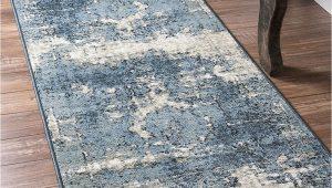 "Nuloom Vintage Distressed area Rug Nuloom Vintage Lindsy Distressed Runner Rug 2 8"" X 12 Blue"