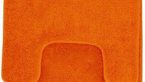 Olive Green Bath Rug Sets Hailey 3 Piece Bath Rug Set orange