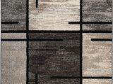 "Orian Rugs Fleet Gray area Rug orian Rugs American Heritage Armada area Rug 7 10"" X 10 10"" Charcoal"