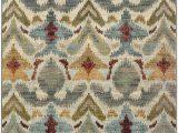 "Oriental Weavers Sedona area Rug oriental Weavers 6371c Sedona Collection area Rug 2 3 X 7 6"""""