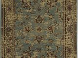 Ottomanson Royal Collection area Rug Ottomanson Royal Collection Distressed oriental Floral