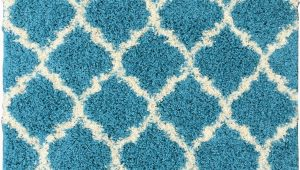 Ottomanson Ultimate Collection Moroccan Trellis Design Shag area Rug Details About Ottomanson Ultimate Shaggy Collection Moroccan Trellis Design Shag Rug