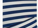Outdoor Blue and White Rug Dii Reversible Indoor Woven Striped Outdoor Rug 4×6 White & Navy