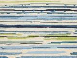 Outdoor Rug Blue and Green Jaipur Co19 Abstract Blue Green Indoor Outdoor area Rug