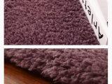 Oval Bathroom Rugs and Mats Water Absorption Shaggy Rugs and Mats Anti Slip Bathroom Floor Mat for toilet Oval Bath Mats 50 80 60 90cm Doormat Floor Carpet
