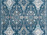 Pale Blue Shag Rug Var 2302 Color Pale Blue Teal Medium Gray Size 1 6