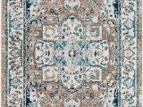 Pale Blue Shag Rug Varanasi Var 2306 Pale Blue Rug