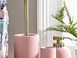 Pale Pink Bathroom Rugs Blushing Pale Pink Bathroom Ideas