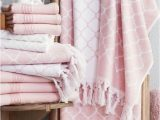 Pale Pink Bathroom Rugs Finding Inspiration Think Pink In 2020