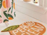 Peach Bath Rug Set Cute Bath Mats From Urban Outfitters Popsugar Home