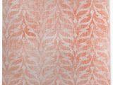 Peach Bath towels and Rugs Stratford Peach Rug