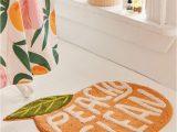 Peach Bathroom Rug Sets Peachy Clean Bath Mat